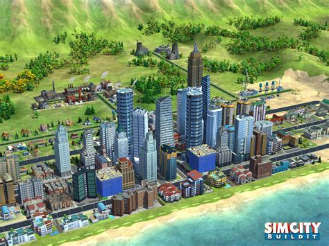 'SimCity BuildIt' Announced For Android And iOS